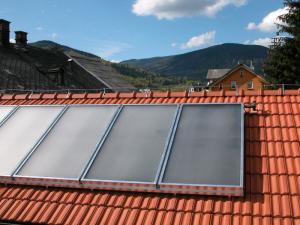 Realizácia: Sedlová strecha